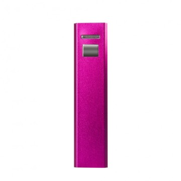 Karuna 3000mAh Slim PowerBank   Flashlight (Pink