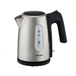 Morgan 1.0L Jug Kettle MJK-8010LS