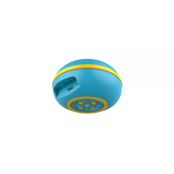 Genius SP-906BT Portable Bluetooth Speaker - Blue