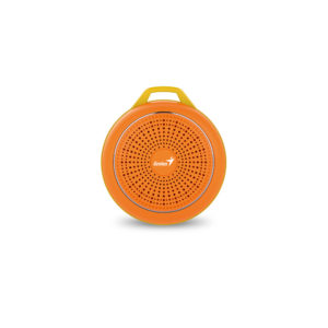 Genius SP-906BT Portable Bluetooth Speaker - Orange