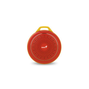 GENIUS BLUETOOTH SPEAKER SP-9-6BT RED