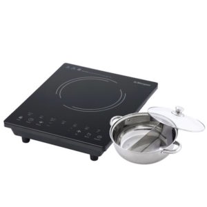 MORGAN Induction Cooker with Free Gift