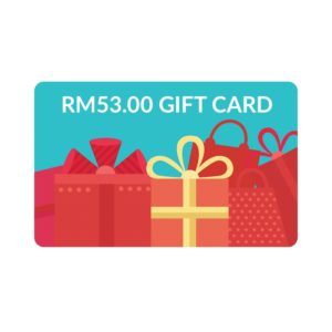 DHAUSE Gift Card RM53-min