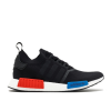 Adidas Limited Edition Men's NMD R1 PK OG in black with red, white and blue
