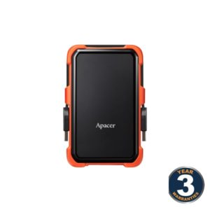 APACER AC630 Military-Grade Shockproof Portable Hard DriveAPACER AC630 Military-Grade Shockproof Portable Hard DriveAPACER AC630 Military-Grade Shockproof Portable Hard Drive
