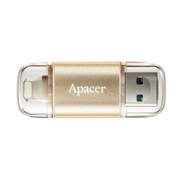 APACER AH190 Lightning Dual Flash Drive 1-min