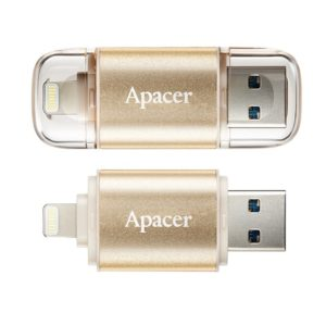 APACER AH190 Lightning Dual Flash Drive 2-min